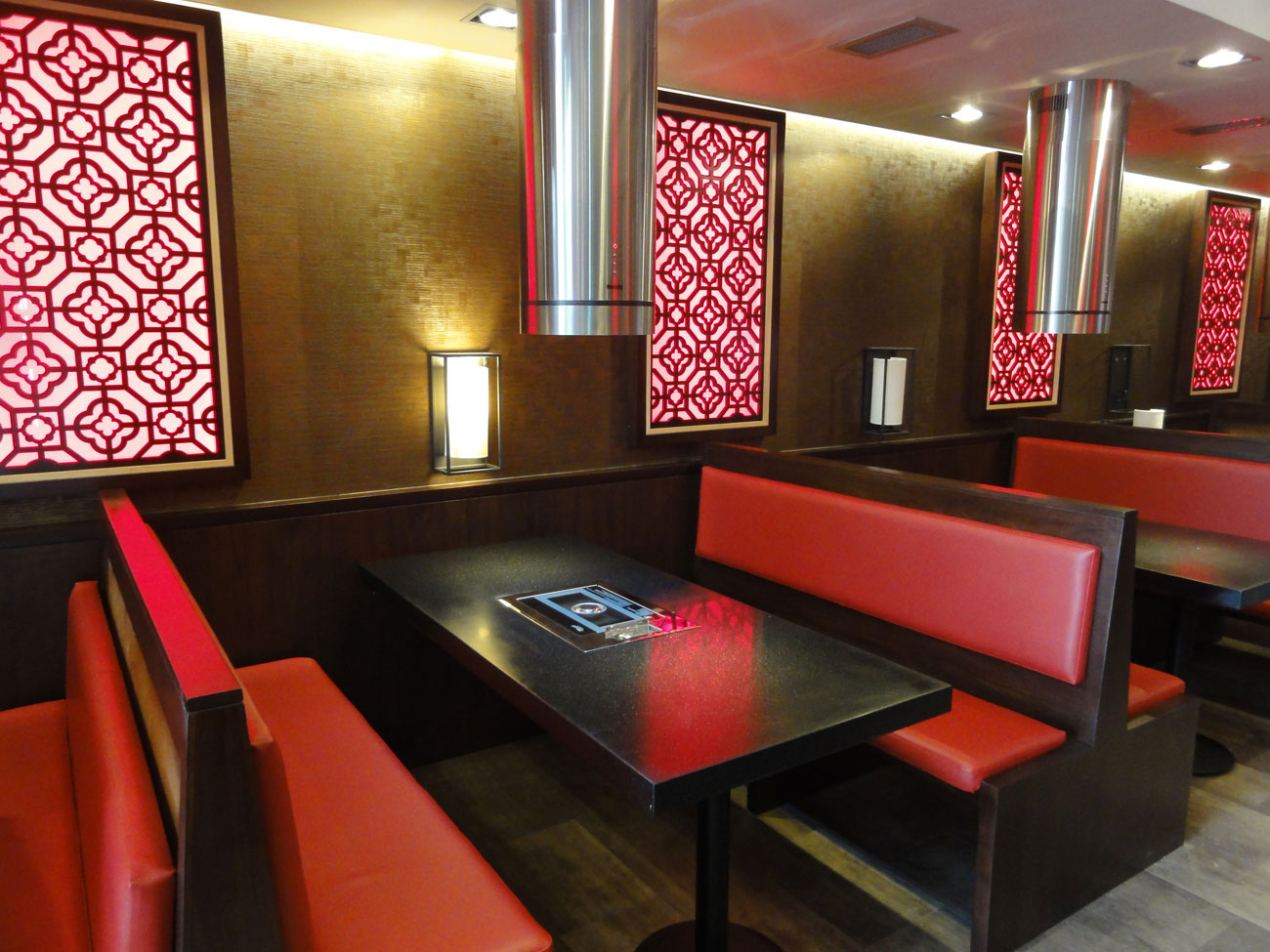 Bulgogi grill leeds interior design ward interiors