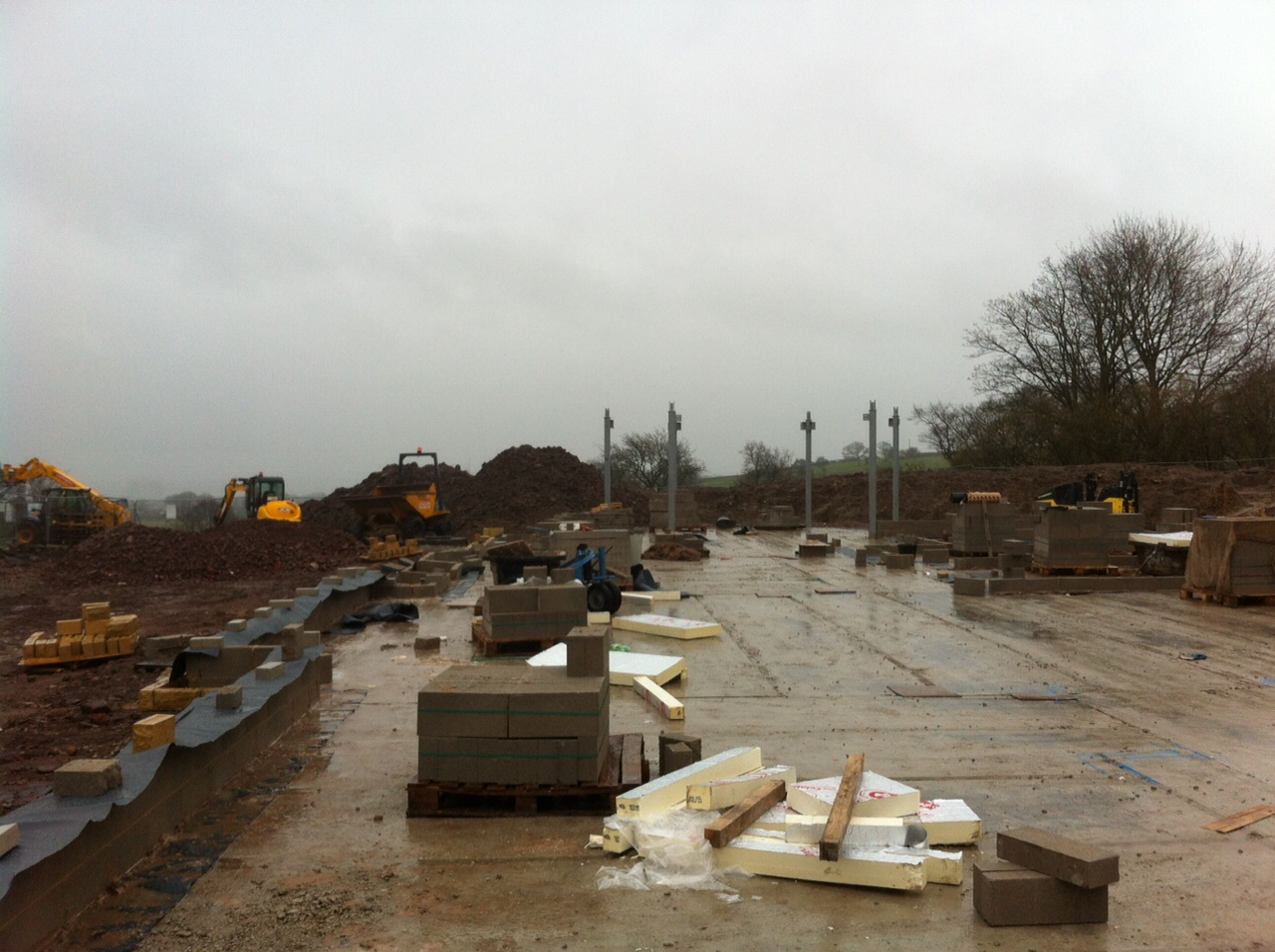 Ward Structure project update - Walshaw Hall