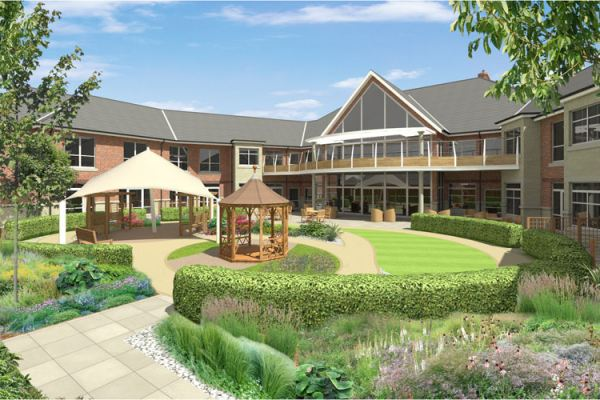 Project Management Services for a New Care Home Development