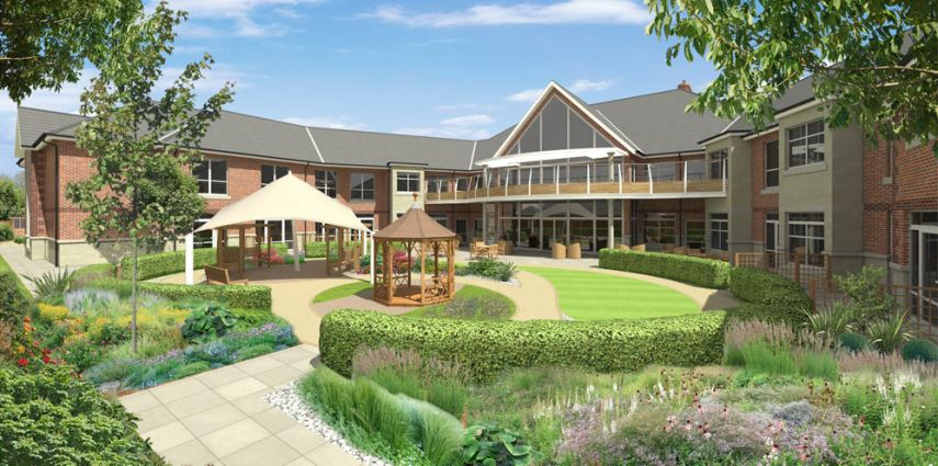 Providing Project Management Services in the Development of a New Care Home
