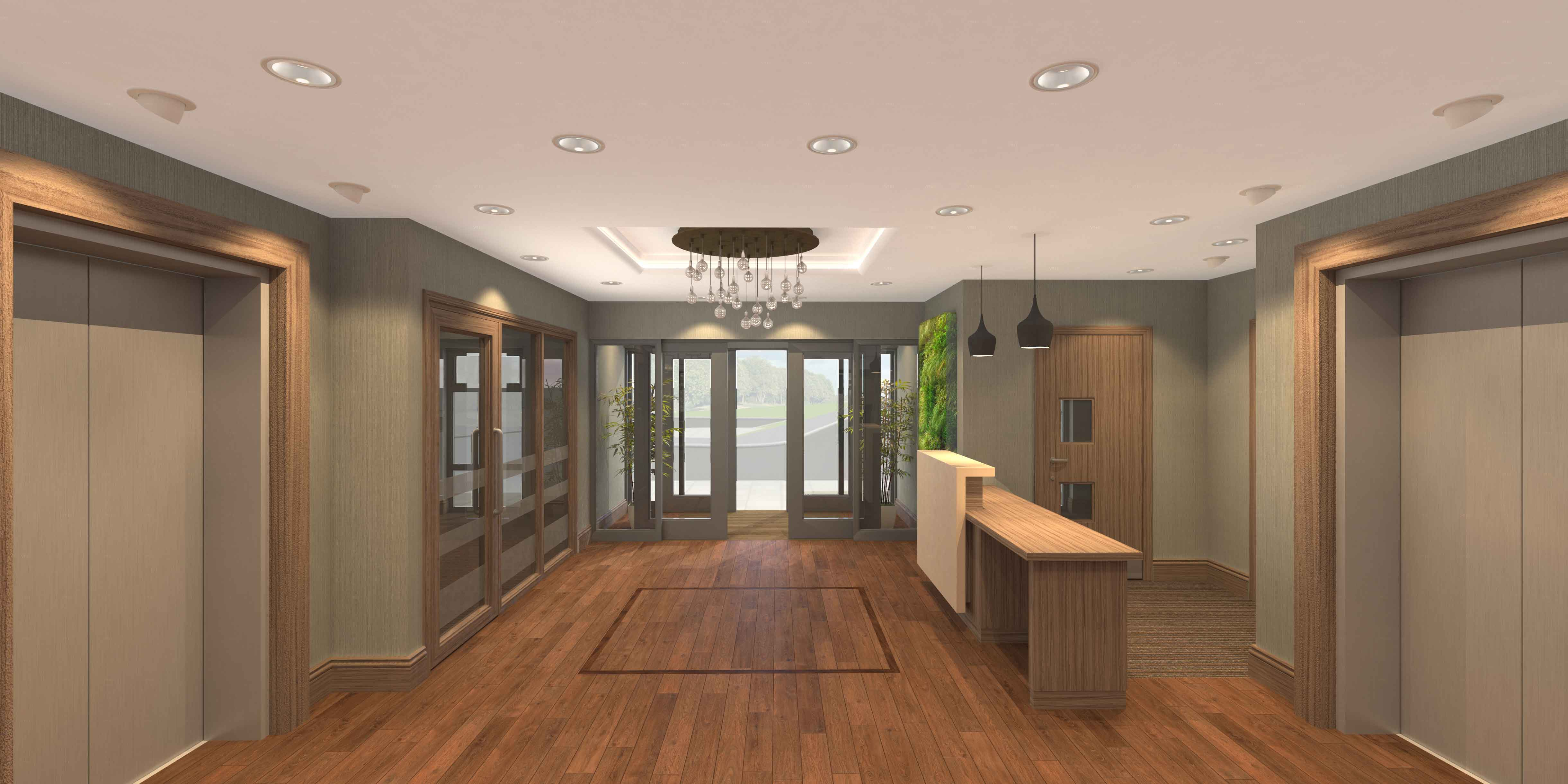 Interiors - Best Care Facility